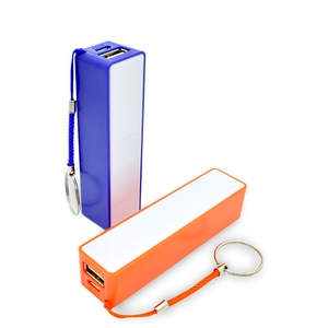 Carregador Portátil Power Bank 2000 mAh