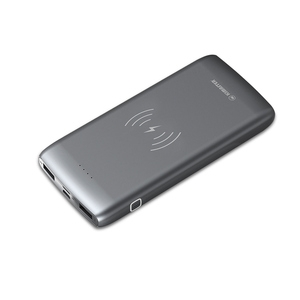 Carregador Wireless Power Bank 12000mAh Personalizado