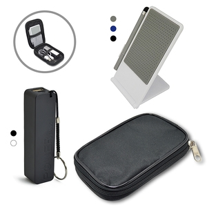 Kit para Brindes Corporativos com Power Bank