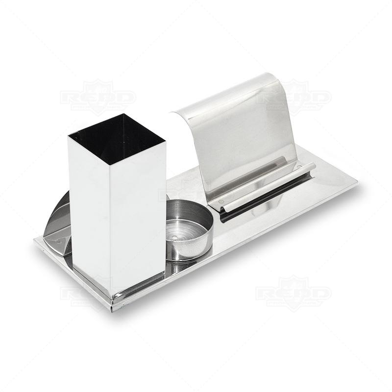 6a663ae9b Porta Caneta com Porta Cartão Personalizado - PCA32 - Porta Canetas ...
